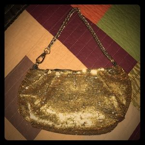 OrYany Sequined evening bag